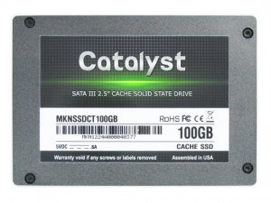 Catalyst Cache SSD 100GB